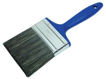 Shed & Fence Brush 100mm (4in)